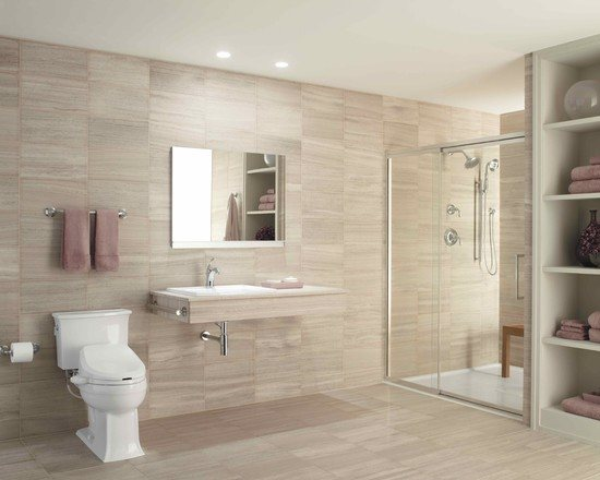 Pleasant Barrier Free Bathrooms Largest Home Design Picture Inspirations Pitcheantrous