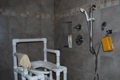 Shower-Chair-Grab-Bar-Installation-for-Bathroom