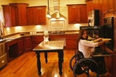 Handicap Kitchen