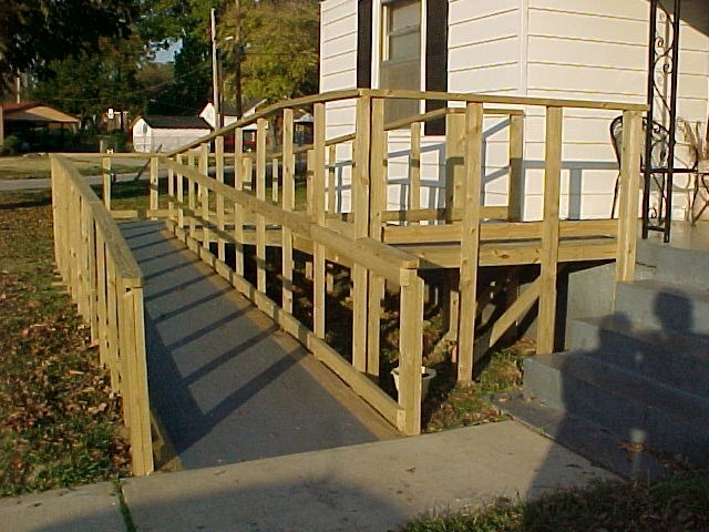 Handicap Accessible Ramps