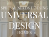 Special Needs housing universal desing