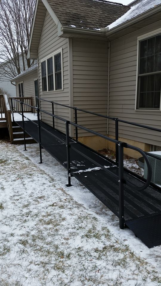 macomb county wheelchair ramp install service