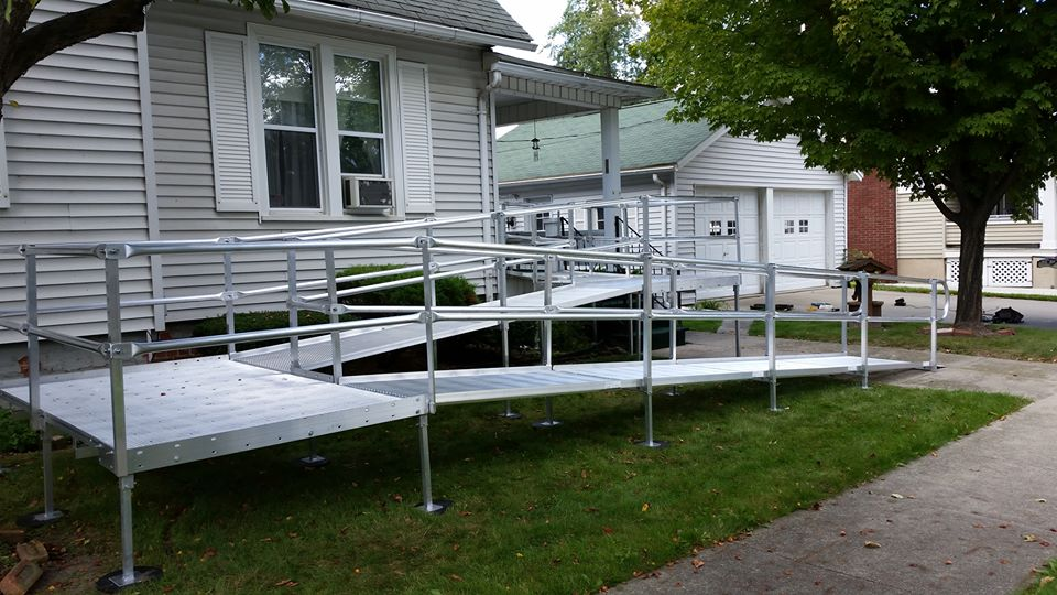 Ada ramps for homes nice looking ramp ideas for making for Wheelchair accessible homes for sale in florida