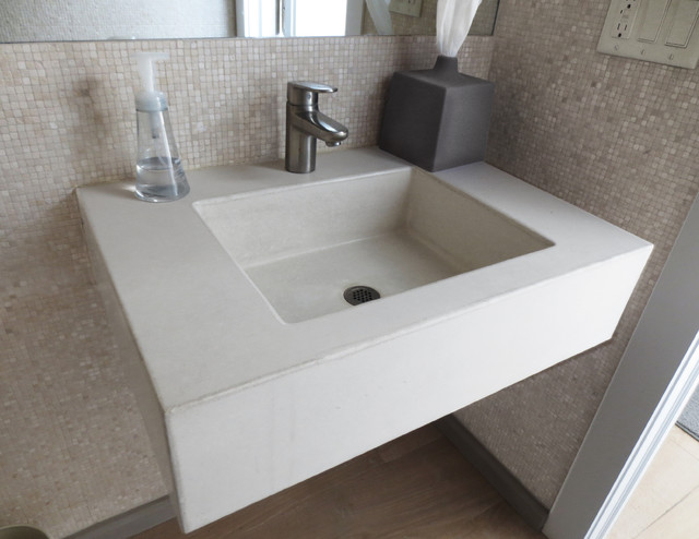 ADA accessible bathroom sink in Shelby Township, MI