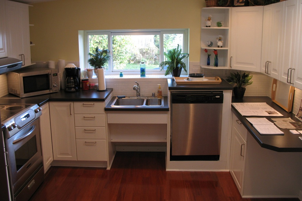 Barrier Free Kitchens Barrier Free Construction Handicap Accessibility Ada