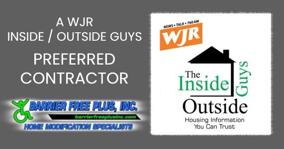 A WJR Inside / Outside Guys Preferred Vendor